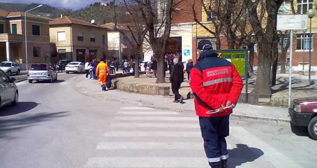 Servizio scolastico per l'Associazione nazionale Carabinieri