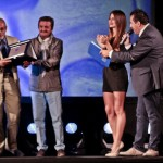 Dino Marinelli e Sindaco Martini FOTO LUCA MENGONI