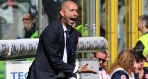 Nella foto: Cristian Bucchi, allenatore