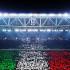 Lo Juventus Stadium... tricolore