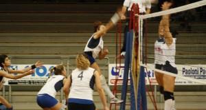 Volley femminile (immagine d'archivio)