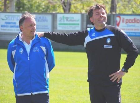 Stefano Bonaccorso (a destra)