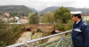 Sopralluogo al Ponte Sant'Antonio