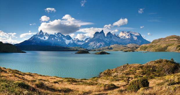 Una suggestiva immagine della Patagonia