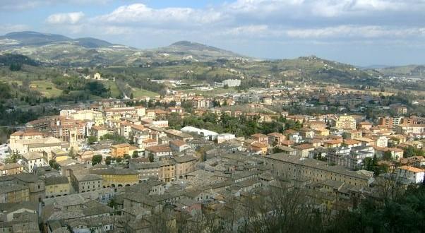 San Severino e parte del suo territorio