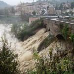 Il Potenza al Ponte Sant'Antonio