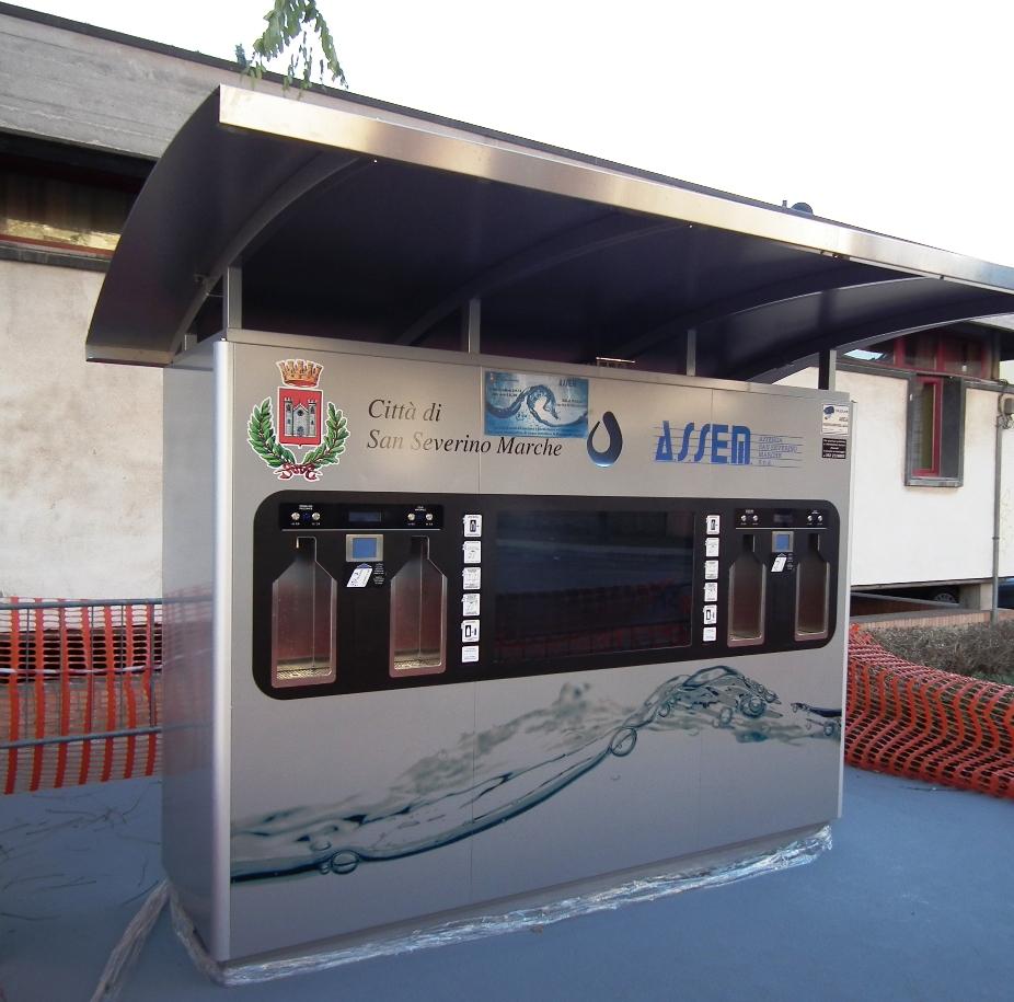 """""""Casa dell'acqua"""": servizio gratuito fino al 31 gennaio – Il Settempedano"""