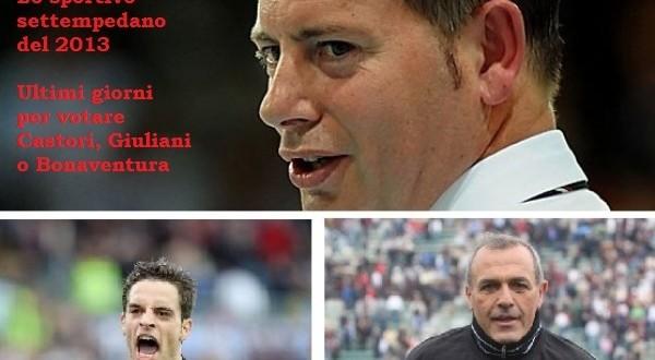 Bonaventura, Castori e Giuliani