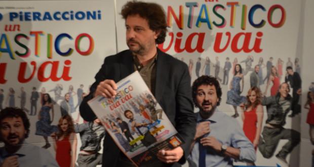 Pieraccioni presenta il suo ultimo film