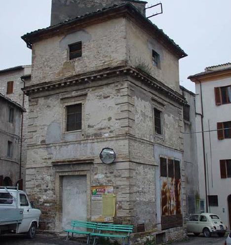 Borgo conce 4 nuovi alloggi nell ex cabina elettrica il for Cabina nel wyoming
