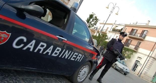 Pattuglia dei Carabinieri