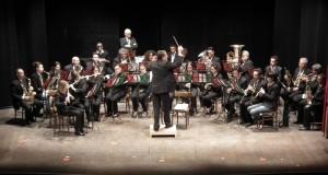 """Corpo filarmonico """"Adriani"""" in concerto (foto d'archivio)"""