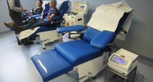 Il Centro raccolta sangue a San Severino