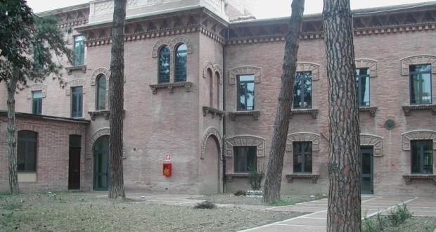 """Palazzo Fidi a Tolentino, vecchia sede del liceo """"Filelfo"""""""