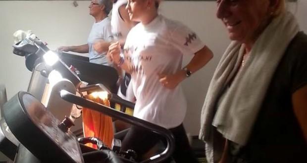 """Solidarietà e fitness a braccetto con la """"Team marathon"""""""