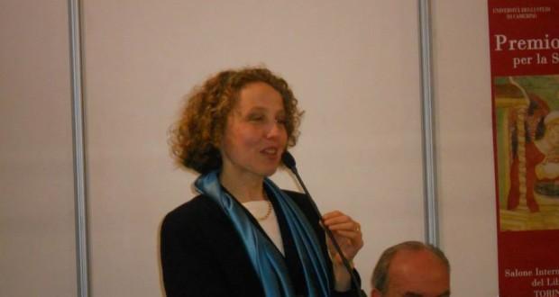 Cecilia Martelli, vincitrice del Premio Salimbeni 2014