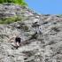 L'arrampicata in falesia