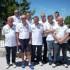 La squadra campione d'Italia di ruzzola nel 2014