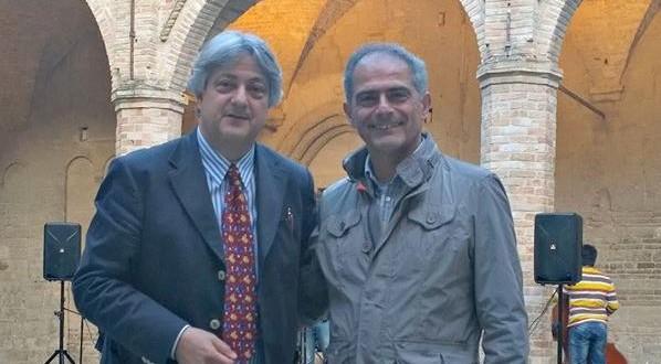 Marcello Muzzi e Claudio Scarponi