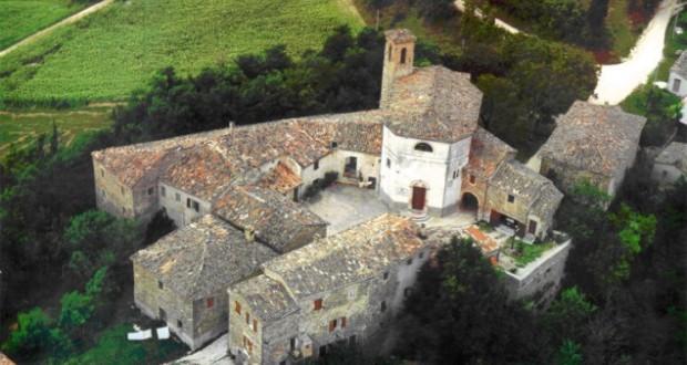 """Il """"cuore"""" della frazione di Serralta"""