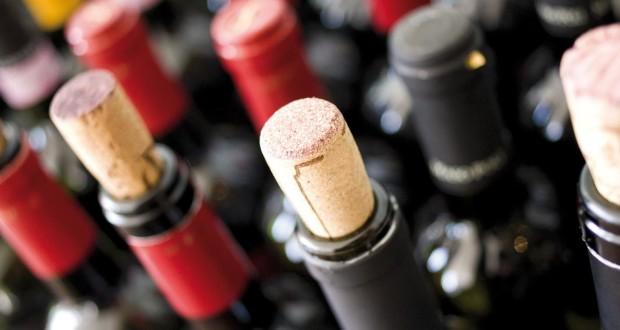 Il vino, uno dei prodotti tipici del nostro territorio