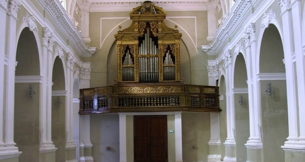 L'organo del Catarinozzi al Duomo