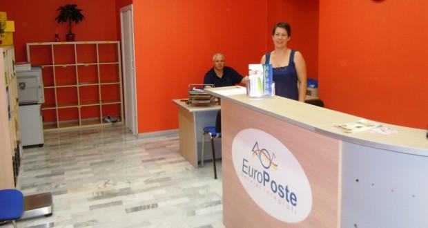 """Il nuovo """"sportello"""" di EuroPoste"""
