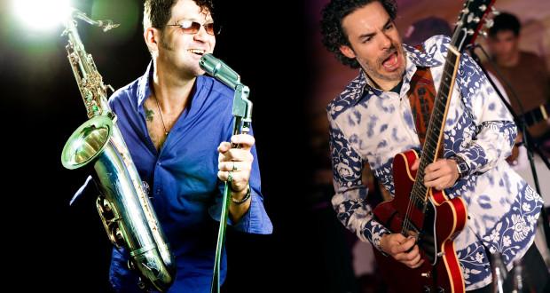 Sax Gordon e Luca Giordano