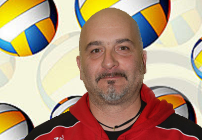 Il coach Maurizio Mosca