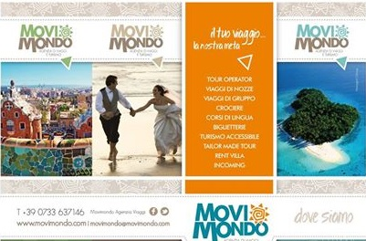 La brochure di Movimondo