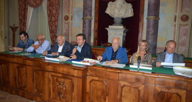 La conferenza stampa di presentazione della 24^ Mostra delle Attività produttive