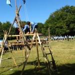 Il regno di Camelot a Canfaito per 120 giovani scuot