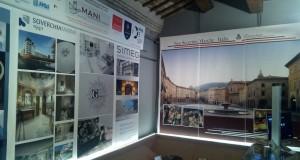 Lo spazio dedicato a San Severino