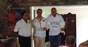 """Paciaroni premiato al """"Trofeo Pieve"""""""