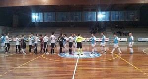 Gara di calcio a 5 fra San Severino e Tolentino