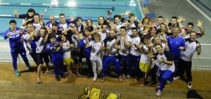 BluGallery: Team Marche Master, il nuoto dei maturi
