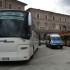 Mezzi di Contram in Piazza del Popolo