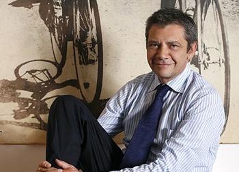Il giornalista e scrittore Carlo Verdelli