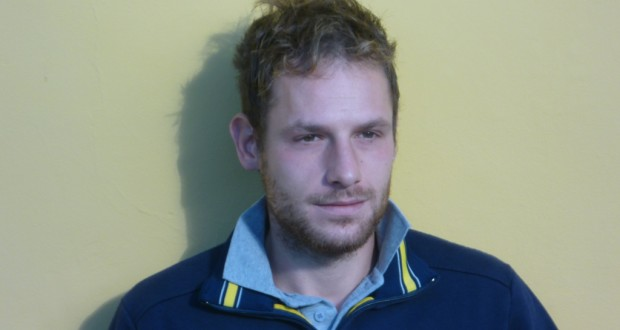 Giorgi, autore del primo gol del Serralta