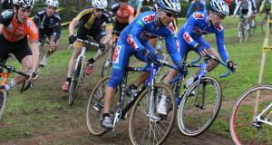 Una gara di ciclocross