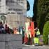 Il monumento ai caduti in guerra