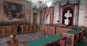 La sala consiliare