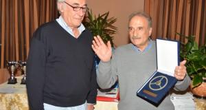 Pietro Caglini e Gianfranco Trombetti