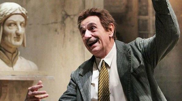 Luca De Filippo, protagonista della commedia