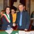 Martini con il baby sindaco Simoncini