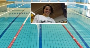 Lucia Cialoni, campionessa regionale nella staffetta 4x100 misti