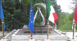 Cesolo, il monumento ai caduti sul lavoro