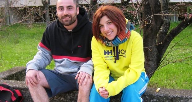 Paolo Ticà e Chiara Innamorati