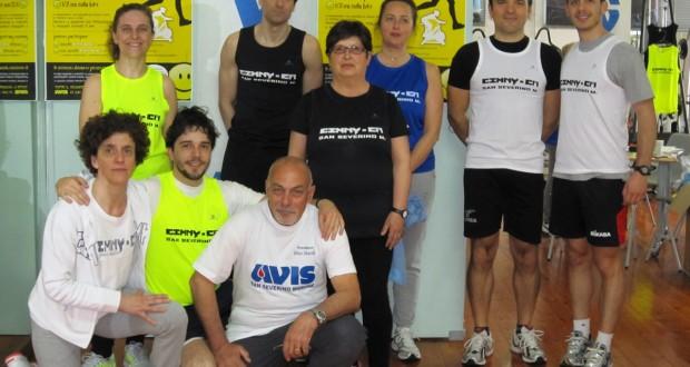 Team Marathon: alcuni dei protagonisti dell'edizione 2015