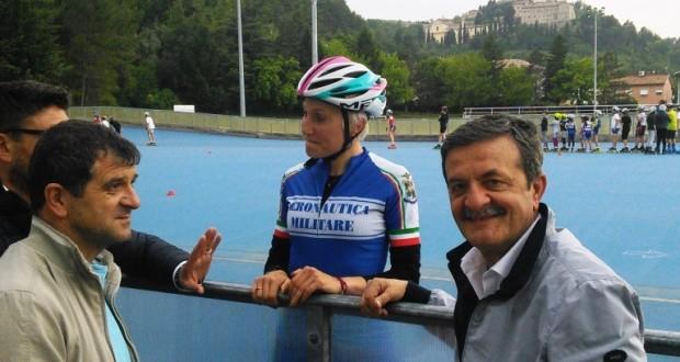 Francesca Lollobrigida a San Severino